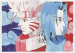 Naruto and Sasuke - update