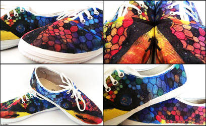 The Resistance shoes 1 by L-Justine