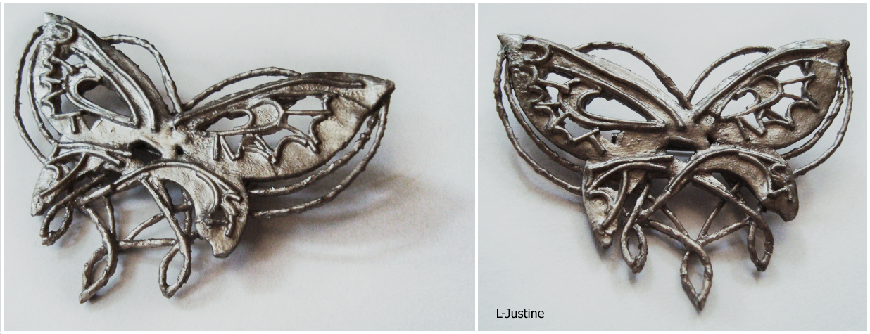 Arwen's brooch by L-Justine