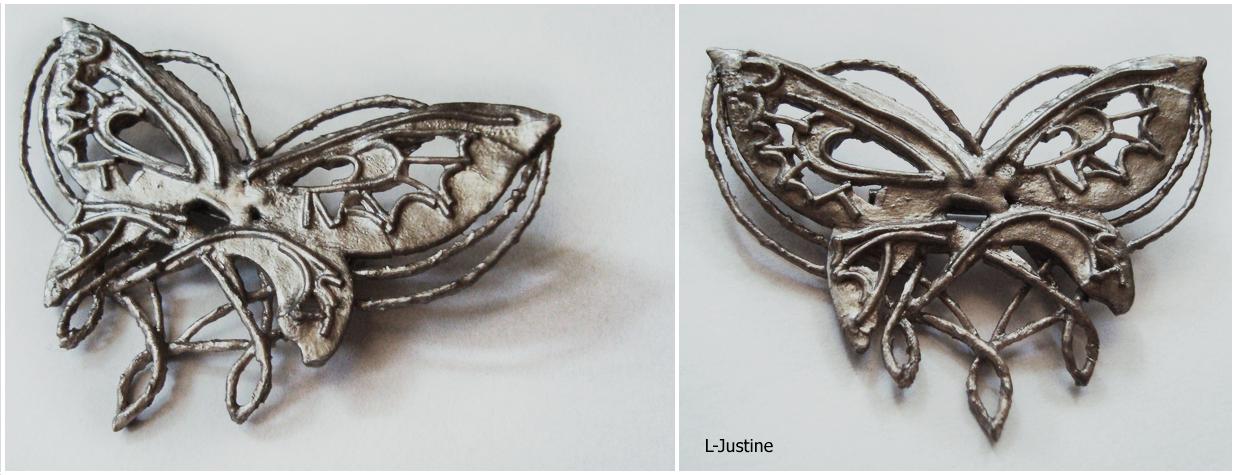 Arwen's brooch by L-Justine
