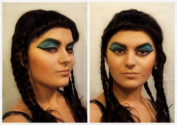 Cleopatra transformation by L-Justine