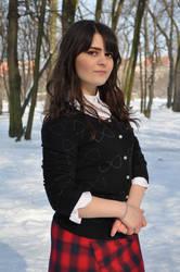 Clara Oswald cosplay 1 by L-Justine