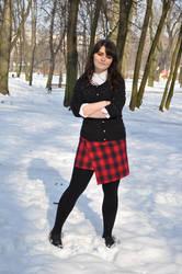 Clara Oswald cosplay 2 by L-Justine