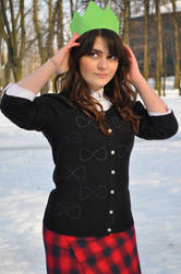 Clara Oswald cosplay 3 by L-Justine