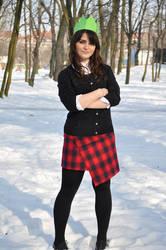 Clara Oswald cosplay 4 by L-Justine