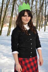 Clara Oswald cosplay 5 by L-Justine
