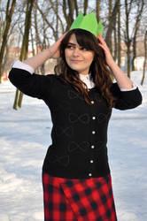 Clara Oswald cosplay 6 by L-Justine
