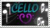 Cello Love by SweetDuke