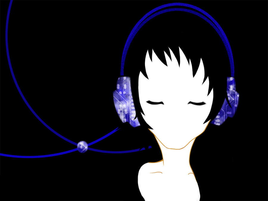 Headphone Boy Wallpaper by SweetDuke on DeviantArt