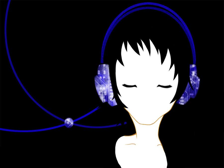 Headphone Boy Wallpaper by SweetDuke on DeviantArt