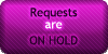 Requests - On Hold