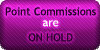 Point Commissions - On Hold