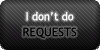 No Requests by SweetDuke
