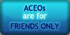 ACEOs - Friends Only by SweetDuke