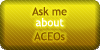 ACEOs - Ask Me by SweetDuke