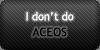 No ACEOs by SweetDuke