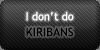 No Kiribans