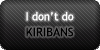 No Kiribans by SweetDuke