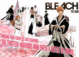 download manga bleach volume 55