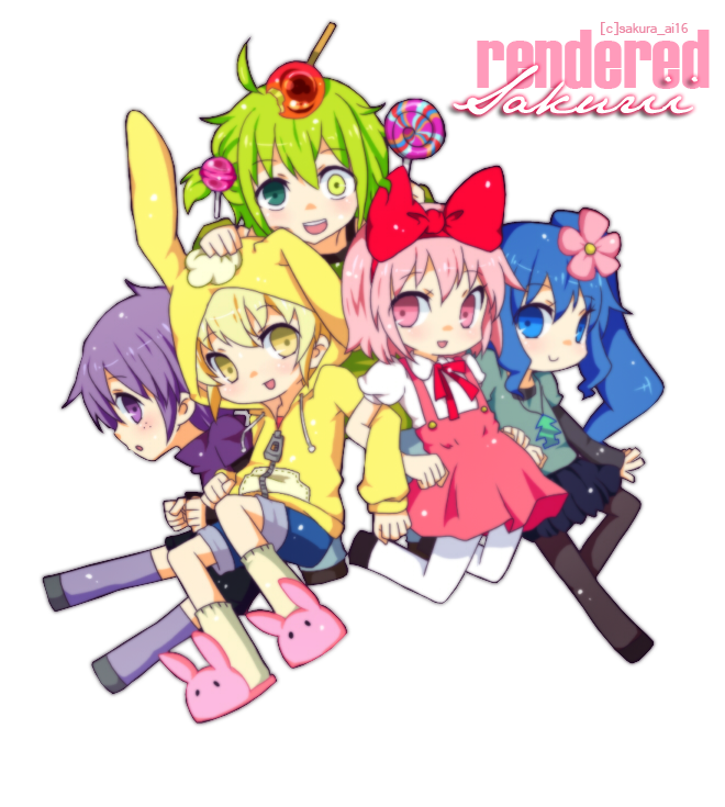 Happy Tree Friends by sakuraeternal