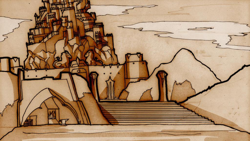 Guild Wars 2 Lore: The Chosen 13 by Sam-Stewart