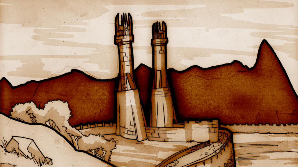 Guild Wars 2 Lore: The Chosen 31 by Sam-Stewart