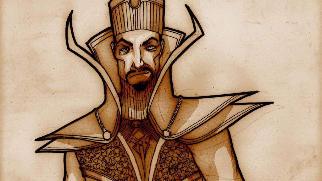 Guild Wars 2 Lore: The Chosen 32 by Sam-Stewart