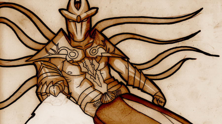 Guild Wars 2 Lore: The Chosen 36 by Sam-Stewart
