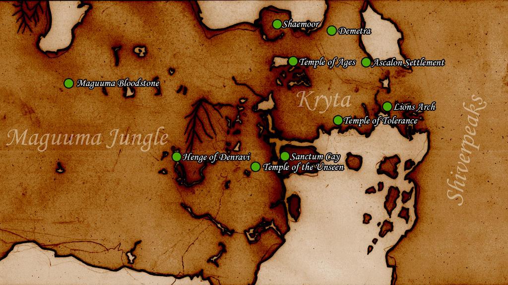 Guild Wars 2 Lore: The Chosen 38 by Sam-Stewart