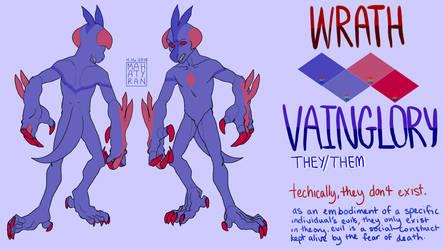 WRATH-VAINGLORY