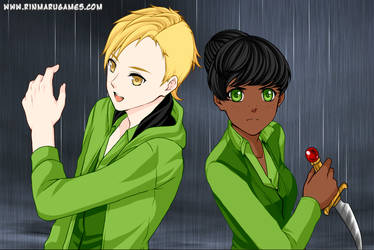 Zachary and Artemis