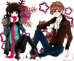Winter Feeling by Poichanchan