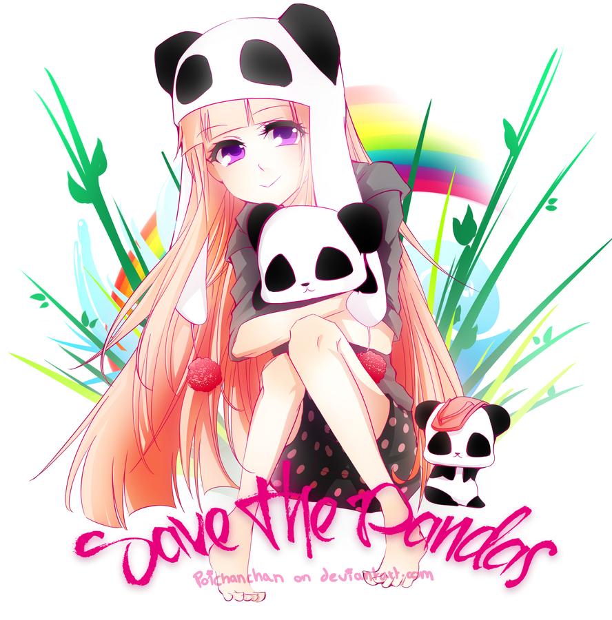 Save the Pandas! by Poichanchan