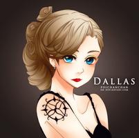 Commission-Dallas by Poichanchan