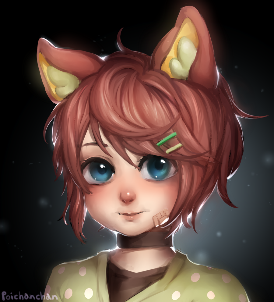 Commission - Isaac by Poichanchan
