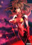 Asuka(edited) by Poichanchan