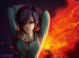 Touka by Poichanchan