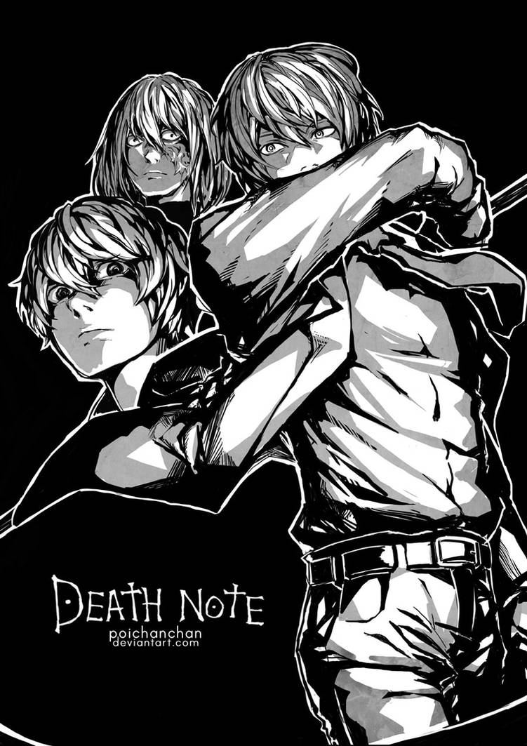 Death Note by Poichanchan