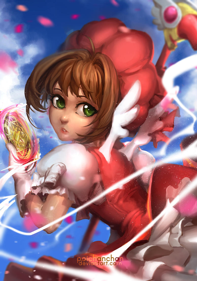 CardCaptor by Poichanchan