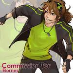 Commission - Jiden