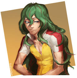 Makishima by Poichanchan