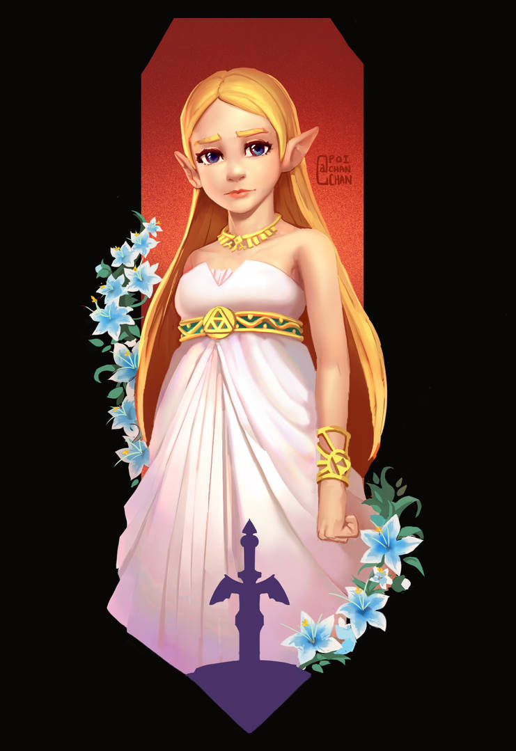 The Silent Princess by Poichanchan