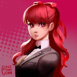 (P5R) Kasumi