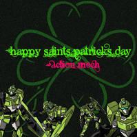 Saint Patricks Day Graphic