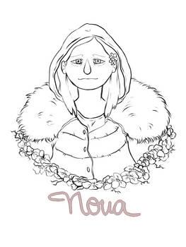 Nova Line Art (WIP)