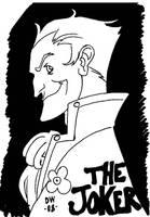 THE JOKER by dadicus