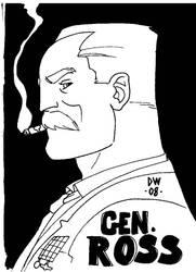Gen. ROSS by dadicus