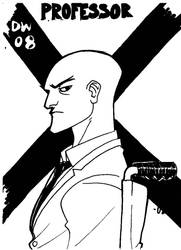 PROFESSOR X by dadicus