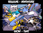 REGULAR ADVENTURE / SHOW TIME