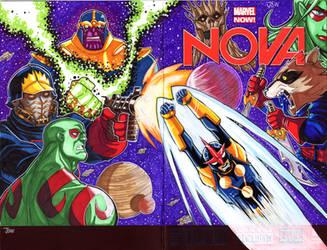 Nova Sketch cover
